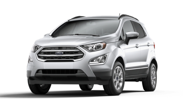 new 2020 Ford EcoSport SE Crossover in West Chester